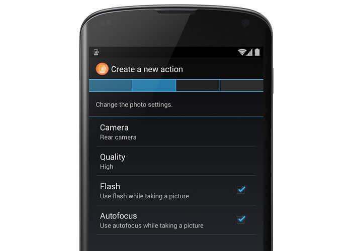Prendre une photo instantanément sans déverrouiller l'écran de son mobile