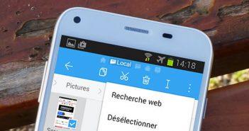Protéger un dossier avec un mot de passe sur Android