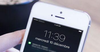 Répondre à un SMS sans déverrouiller son iPhone