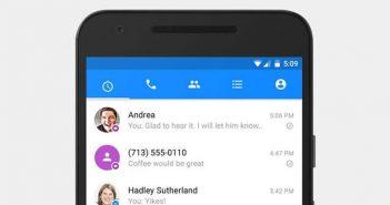 Envoyer vos SMS depuis l'application Facebook Messenger