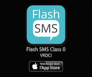 Télécharger l'application Flash SMS Class 0