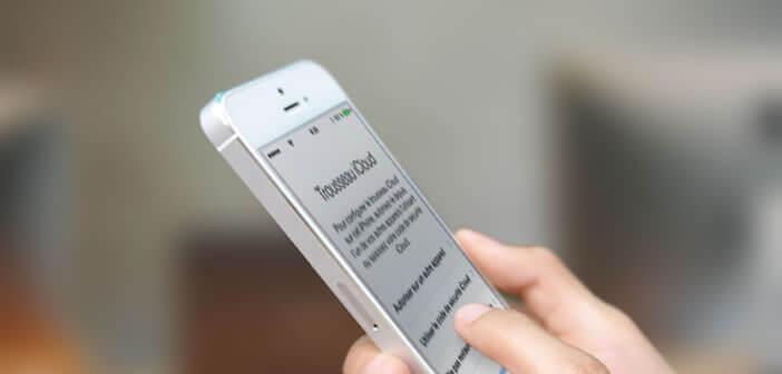 sauvegarder vos mots de passe avec la fonction Trousseau iCloud de l'iPhone