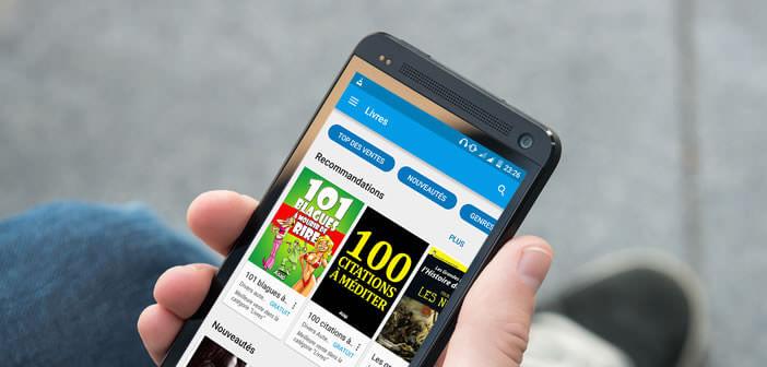 Apprenez à utiliser Google Play Livres