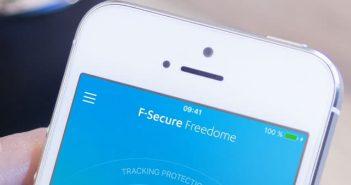 Configurer Freedome VPN sur l'iPhone