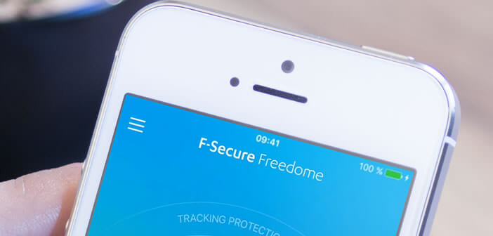 Configurer Freedome VPN sur l'iPhone