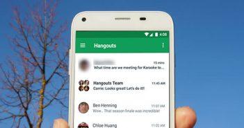 Passer des appels vidéo depuis un smartphone Android