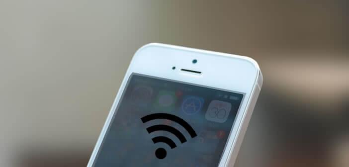 Passer des appels Wi-Fi depuis un iPhone