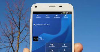 Connectez smartphone Android à une console PlayStation PS4