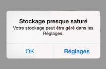Supprimer des documents stockés dans iCloud