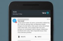 Comment sauvegarder ses notifications sur un mobile Android