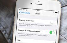 iPhone: faire lire un texte à haute voix à Siri