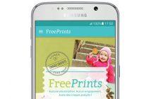 Imprimer gratuitement 500 photos avec FreePrints