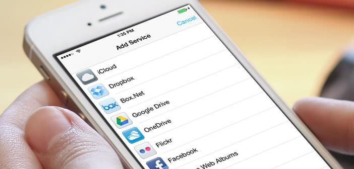 Gérer vos fichiers depuis votre iPhone grâce à iFiles