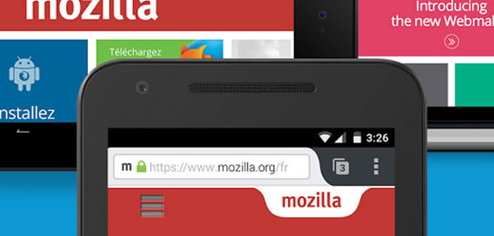 Synchroniser les marque-pages Firefox sur un smartphone Android