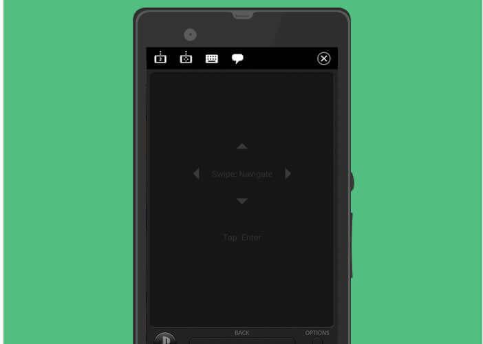 Transformer un smartphone en télécommande pour naviguer dans les menus de la PS4