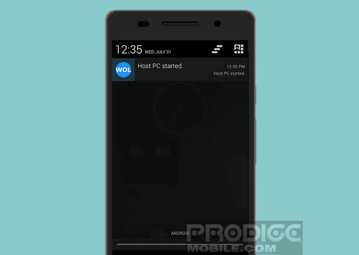 Utiliser le protocole Wake On Lan sur votre smartphone Android