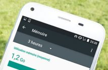 Comment contrôler la consommation de RAM d'un mobile Android