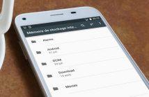 Comment utiliser l'explorateur de fichiers d'Android 6