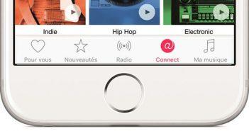 Alléger l'interface de l'application Musique