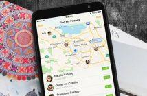 Comment localiser ses amis ou ses enfants avec l'iPhone