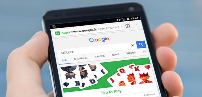 Jouer gratuitement au morpion et au solitaire sur votre smartphone Android