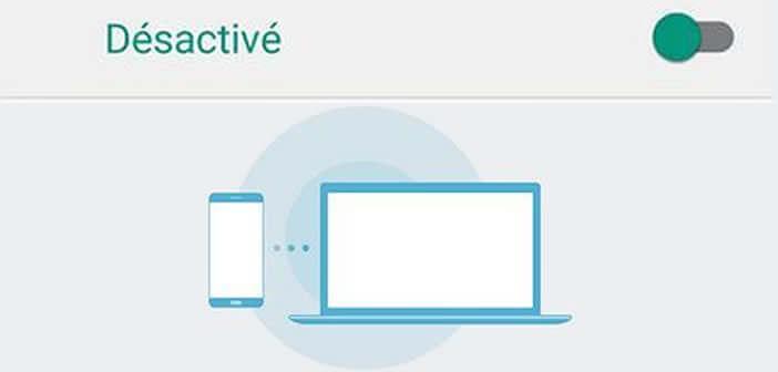 Partager un réseau Wi-Fi sur d'autres appareils sans utiliser de câbles