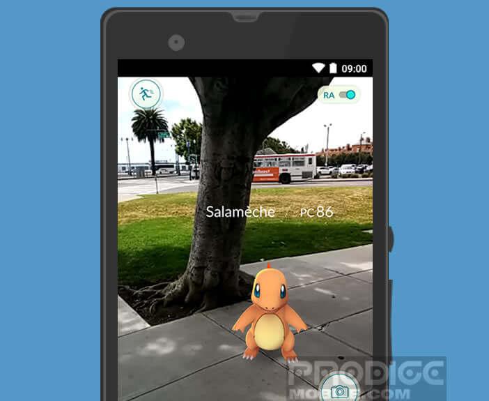 Problème GPS avec Pokémon Go