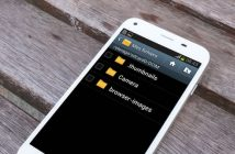 Comment supprimer le dossier thumbnails sur Android