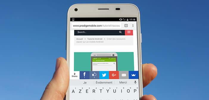 Apprenez à activer le clavier Azerty sur un mobile Android