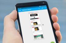 Comment réaliser une capture d'écran avec scroll sur Android