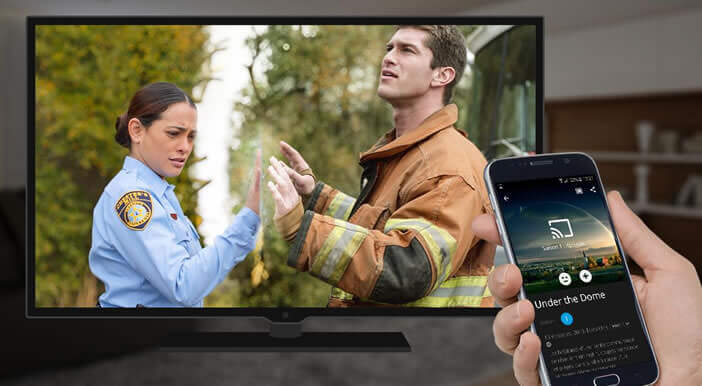 Visionner un film sur son smartphone depuis l'application CanalPlay