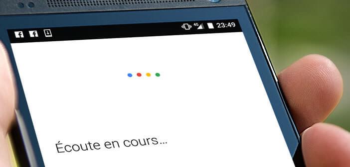 Apprenez à utiliser les commandes vocales les plus populaires sous Android
