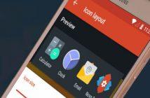 Comment changer le bureau de son mobile avec Nova Launcher