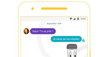 Application de messagerie instantanée Google Allo