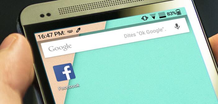 Changer le style de la barre de statuts de votre smartphone Android