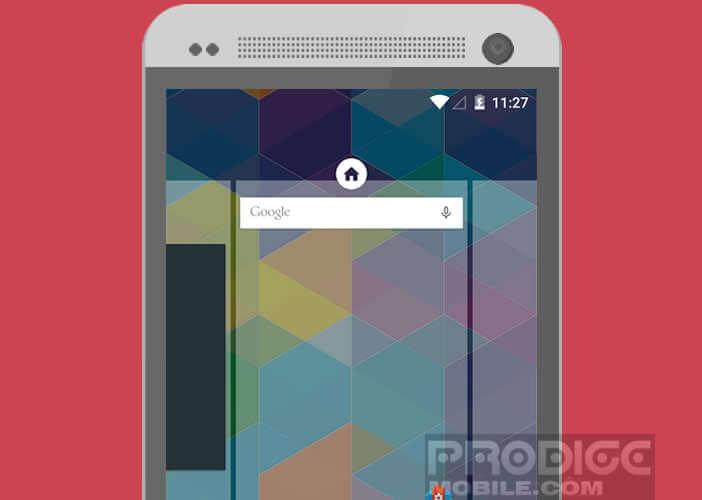 Personnaliser les différents écrans de votre smartphone Android