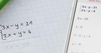 PhotoMath vous aide à résoudre vos problèmes de maths