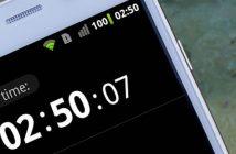 Synchroniser son mobile Android avec l'horloge atomique