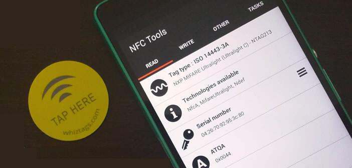 Exécuter automatiquement des tâches sur votre mobile Android à l'aide d'un tag NFC