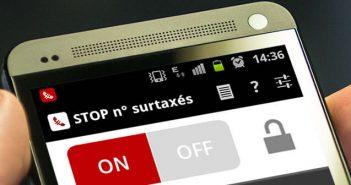 Bloquer les numéros surtaxés et numéros spéciaux sur un mobile Android