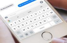 Comment utiliser le clavier Gboard sur un iPhone