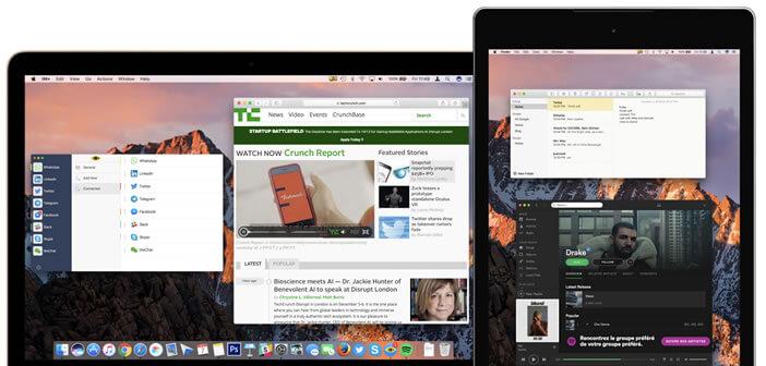 Dupliquer l'écran de son ordinateur sur une tablette Android