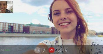 Lancer un appel vidéo depuis l'application de messagerie Viber