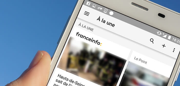 Tous les secrets de l'application info de Google pour mobile Android