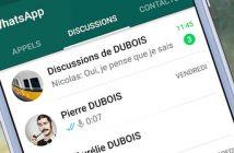Lire un message sur WhatsApp sans avertir l'expéditeur