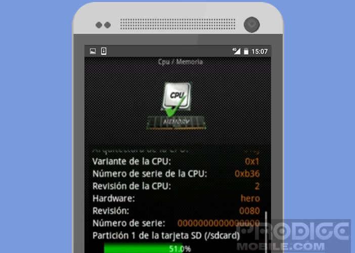 Contrôler les performances de votre mobile Android