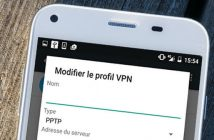 Installer un VPN sur un mobile ou une tablette Android