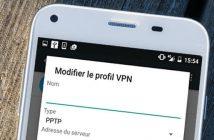 Installer un VPN sur un mobile ou une tablette Android