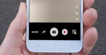 Créer un raccourci vers Google Photos dans l'application Caméra