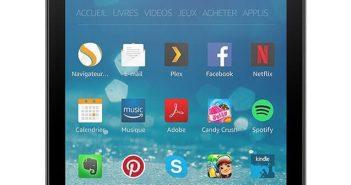 Profiter du catalogue d'applications du Play Store sur une Amazon Fire